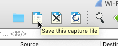 Save Capture File