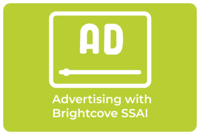 Advertising with Brightcove SSAI