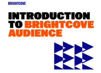 Introduction to Brightcove Audience