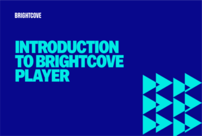 簡介 Brightcove Player